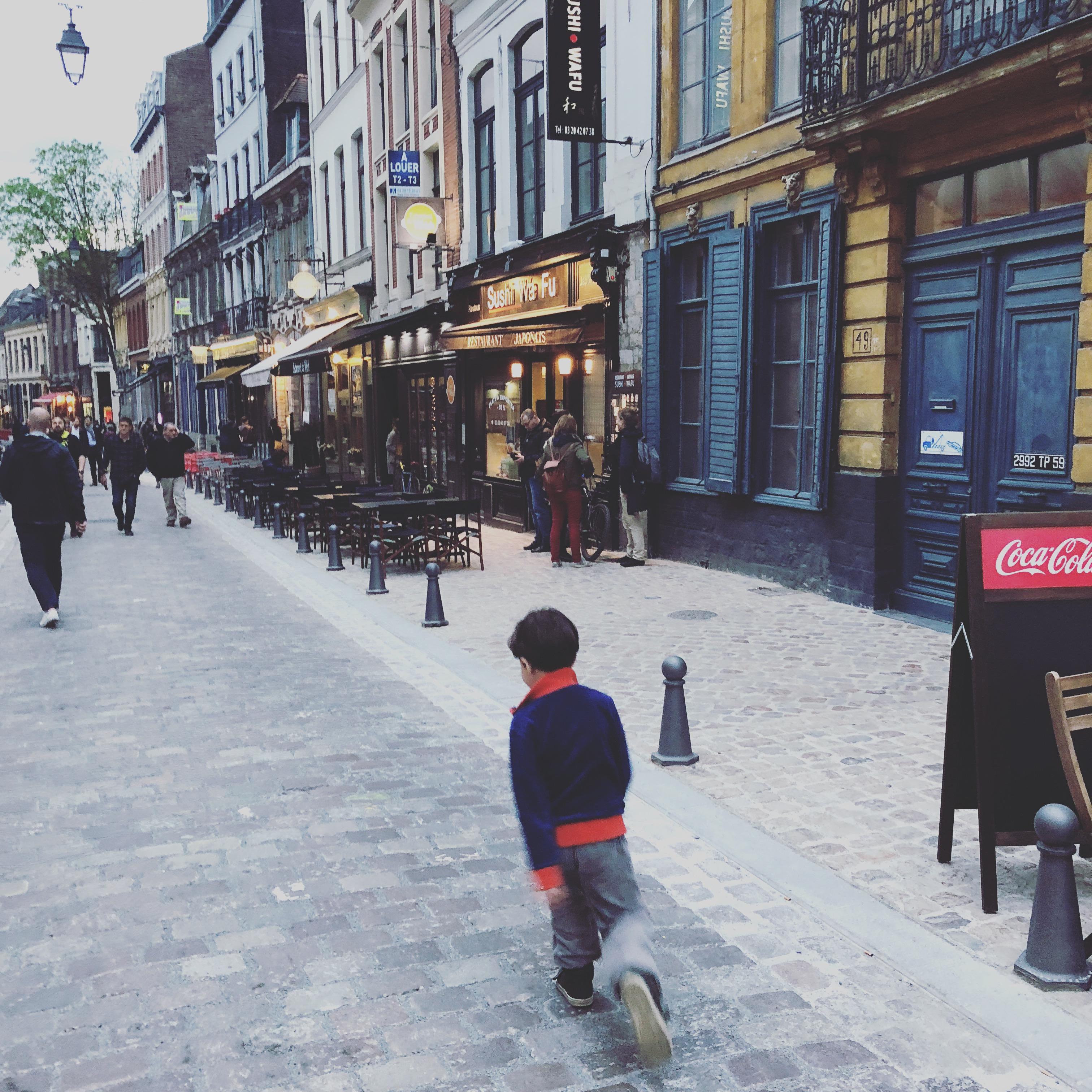 Mit Kindern in Lille – Städtetrip