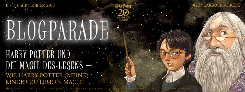 Harry Potter und die Magie des Lesens