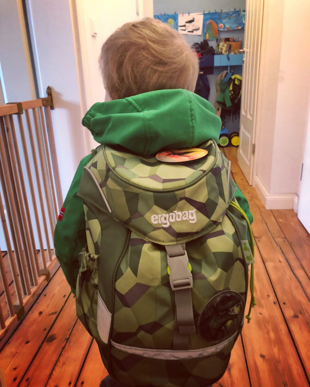 """Kindergartenkind – die """"Eingewöhnung"""""""