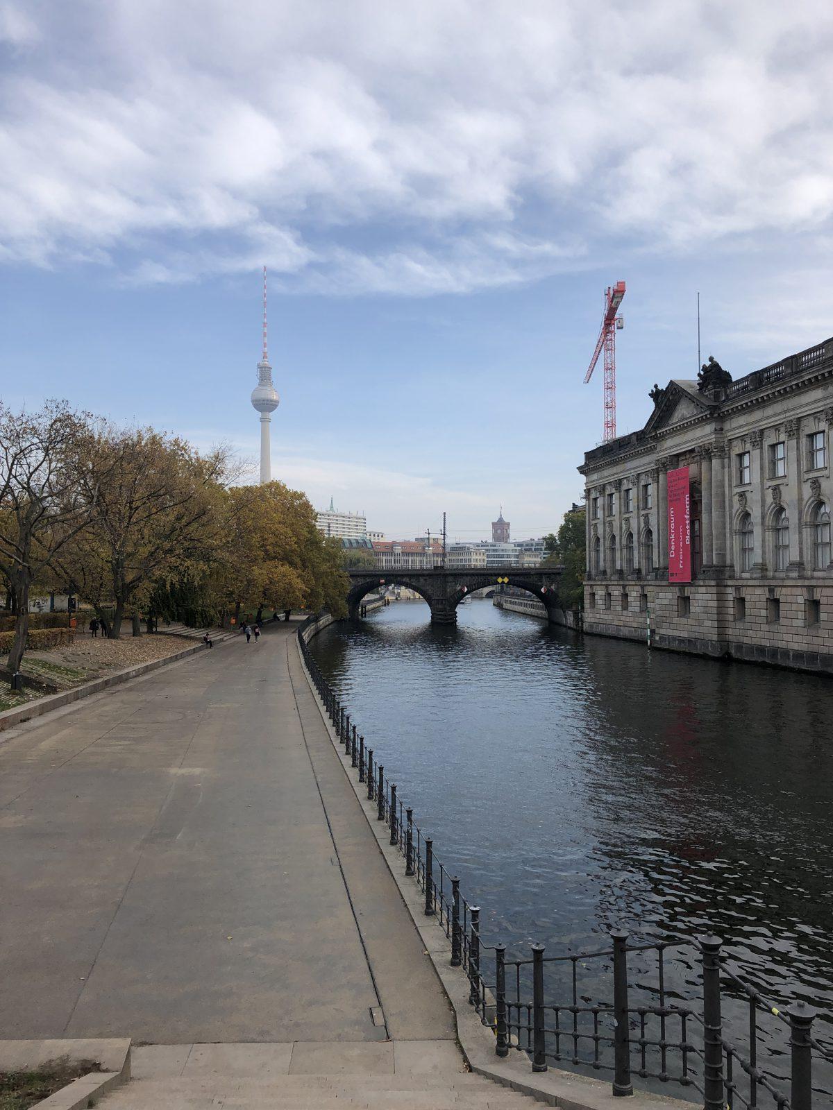 WMDEDGT – Was machst Du eigentlich den ganzen Tag November 2018 in Berlin