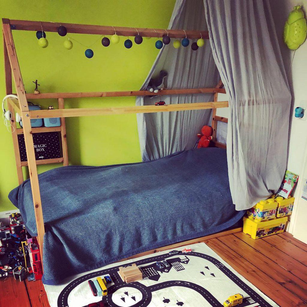 Hausbett Kinderzimmer