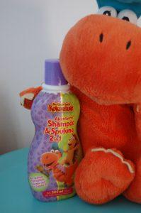 Der kleine Drache Kokosnuss Shampoo & Spülung