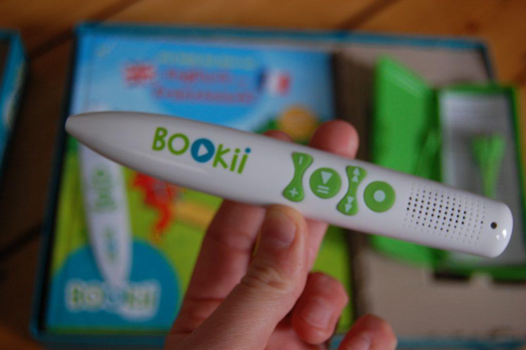 der BOOKii Stift mit Starterset