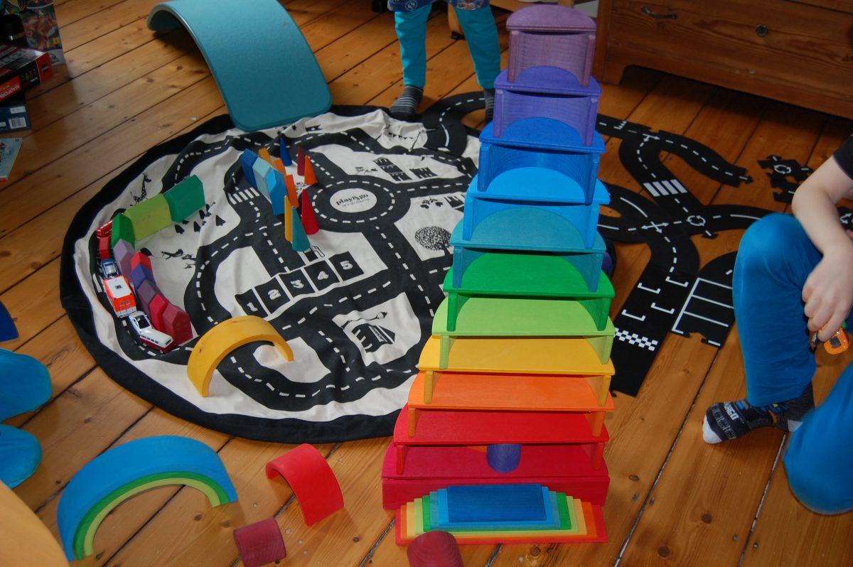 Holzspielzeug – Elterntraum oder Wunsch der Kinder