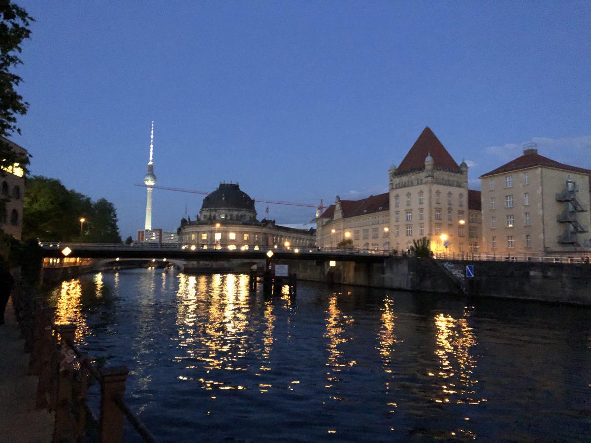 Unsere Ferienplanung – wir fahren nach Berlin