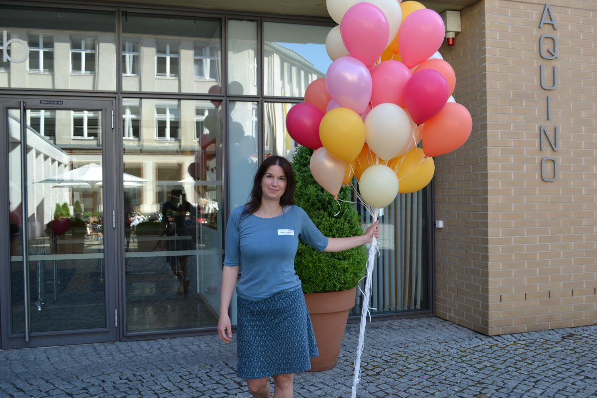 Blogfamilia – alleine in Berlin
