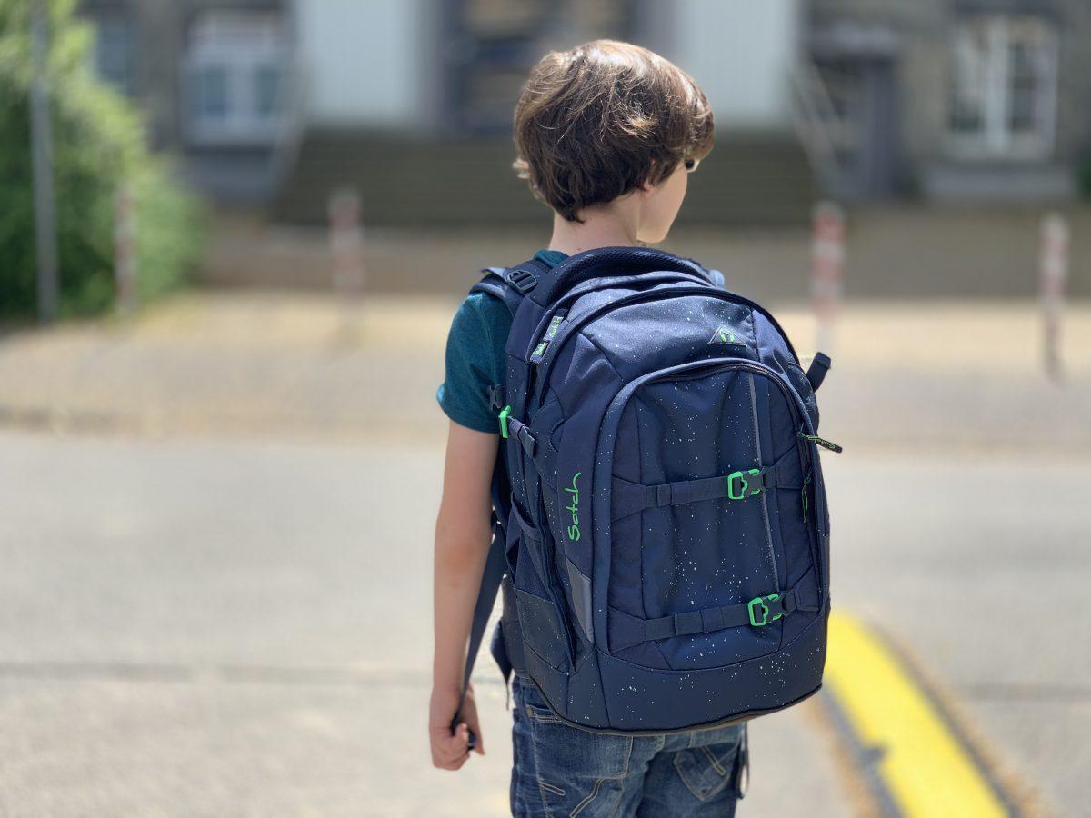 Neues Schuljahr, neuer Rucksack – satch pack