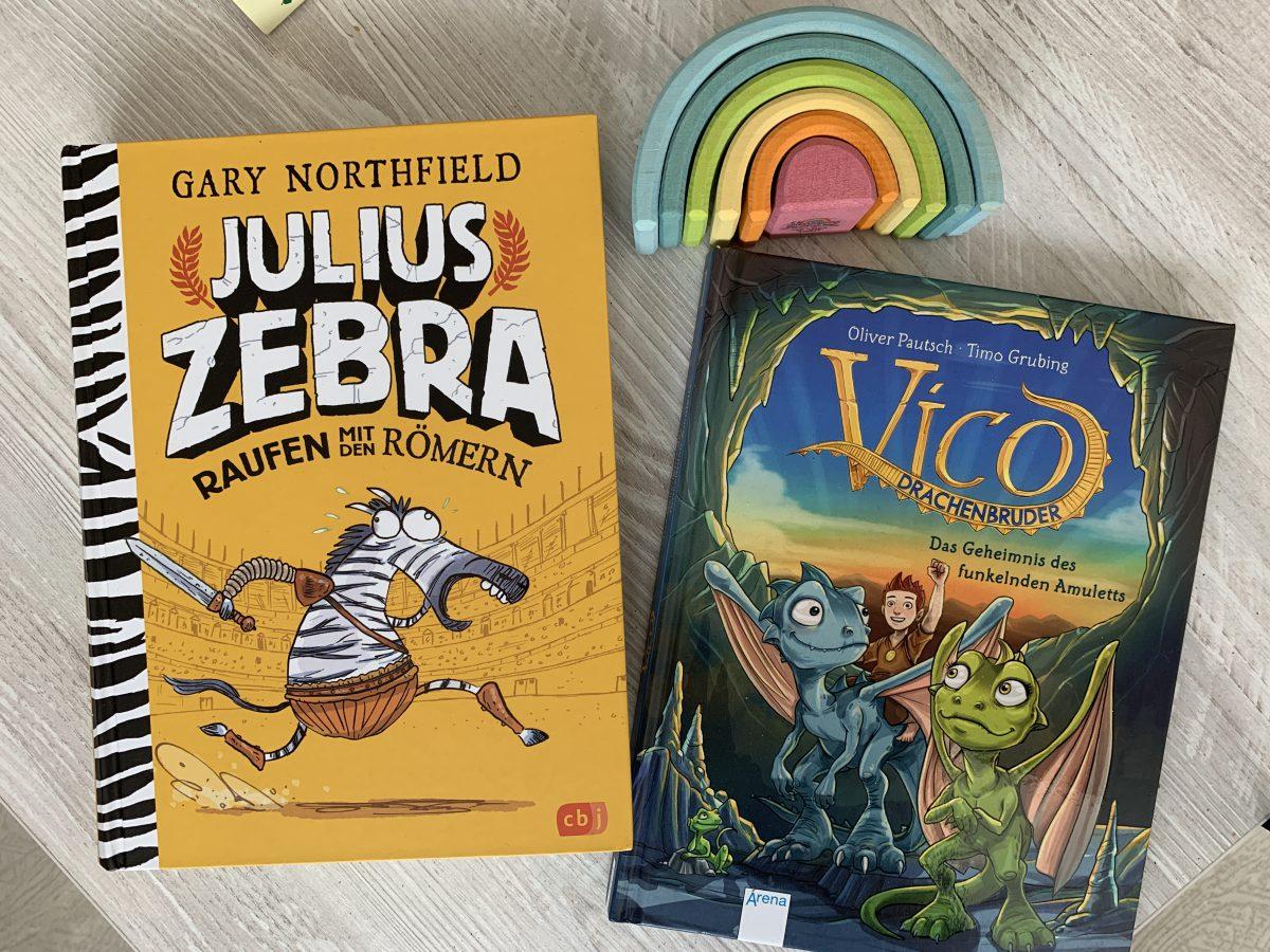 Leseliebe – Lesen im Urlaub (Buchtipps aus den Kinderzimmern Juli)