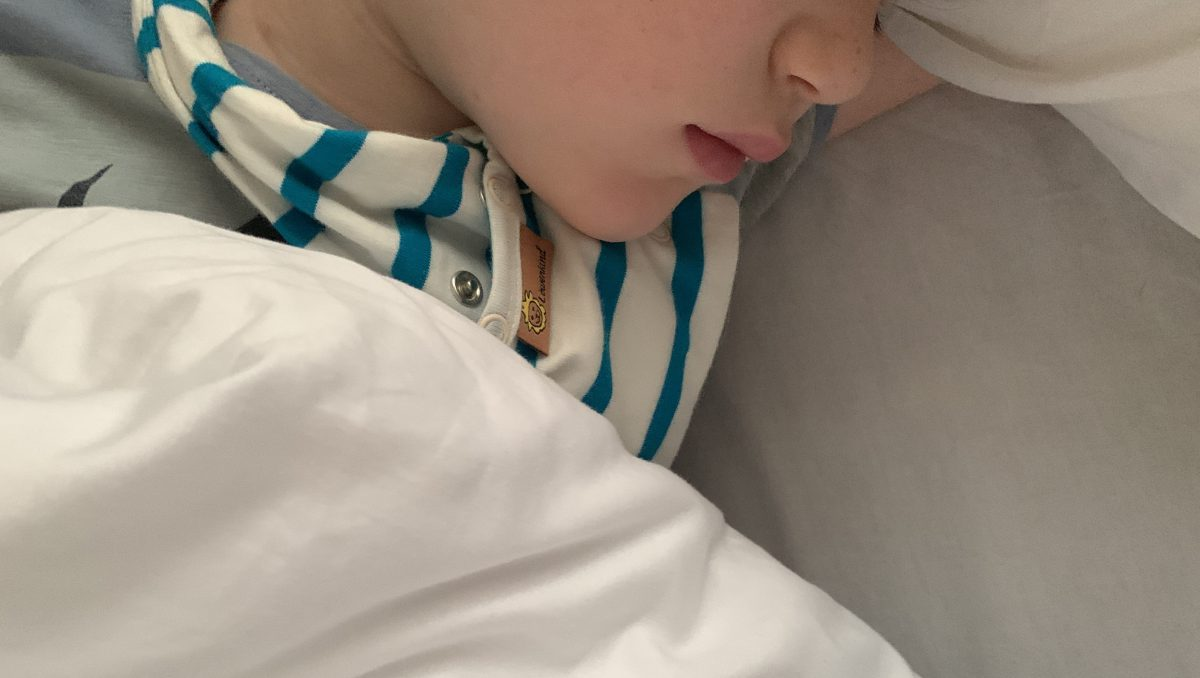 Die Sache mit dem Schlafen – unsere Tipps mit Löwenkind
