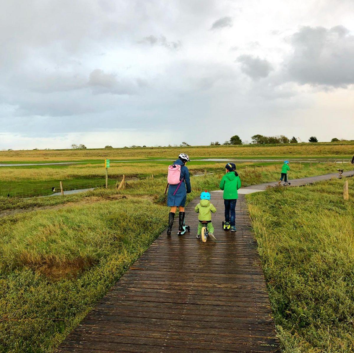 Herbstferien – ein Familienurlaub in Nieuwvliet
