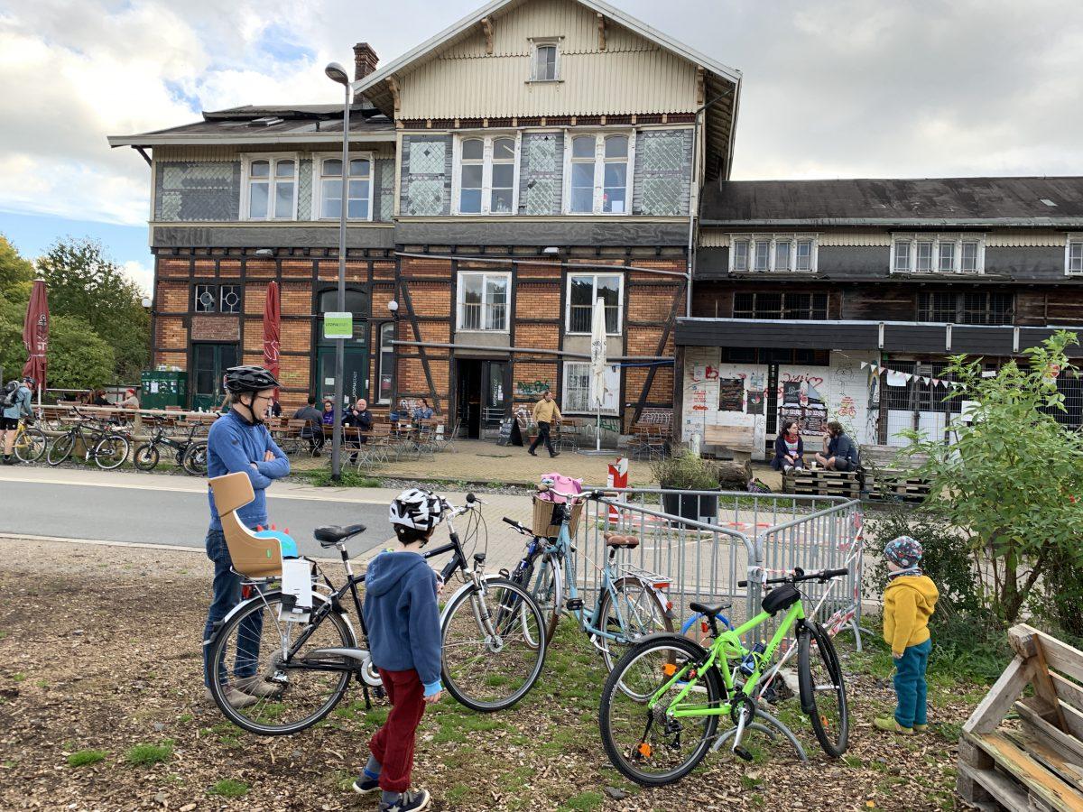 Fahrradtour, Krupp & Notdienst, unser Wochenende in Bildern 12. & 13.10.