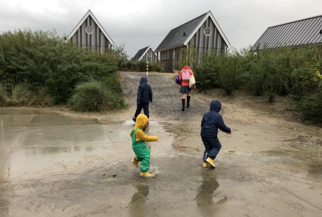Herbsturlaub in Nieuwvliet – Pfützen springen, Radfahren und Brügge – unser WiB 19. & 20. Oktober