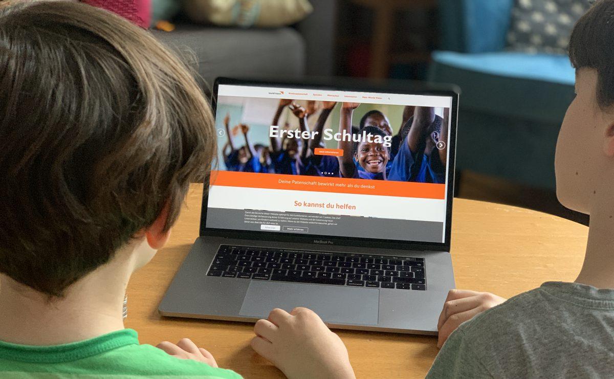 Mit Kindern über unser privilegiertes Leben reden – Kinderpatenschaft
