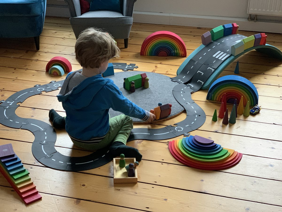 """Unser wundervoller Kindergarten"" – Gastbeitrag bei Puddingklecks"