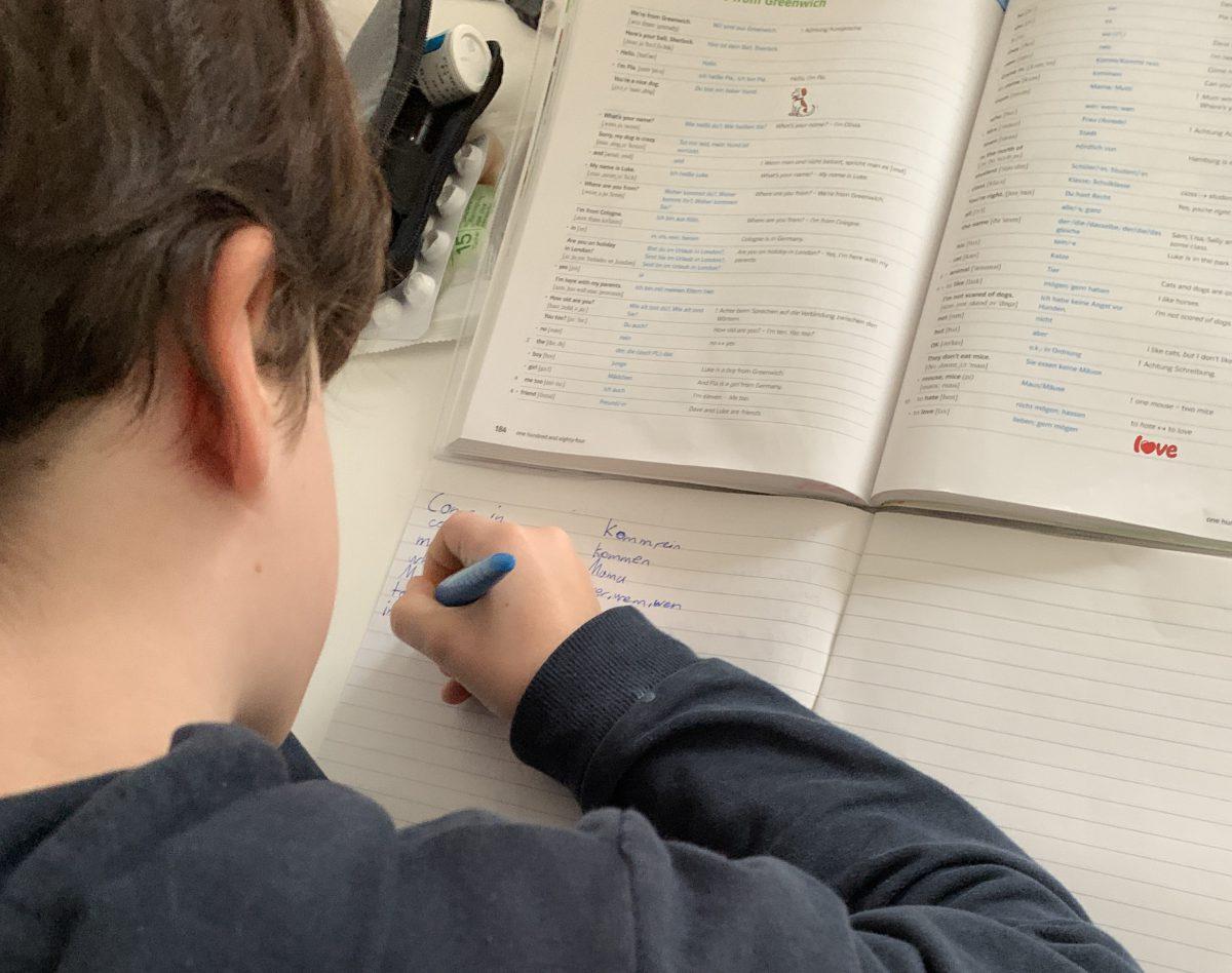 Hausaufgaben – das große Thema