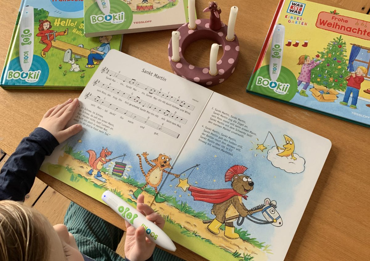 Buchtipps aus den Kinderzimmern mit Gewinnspiel zum 2. Advent