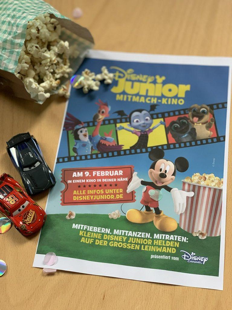 Disney Junior Mitmach Kino 2021