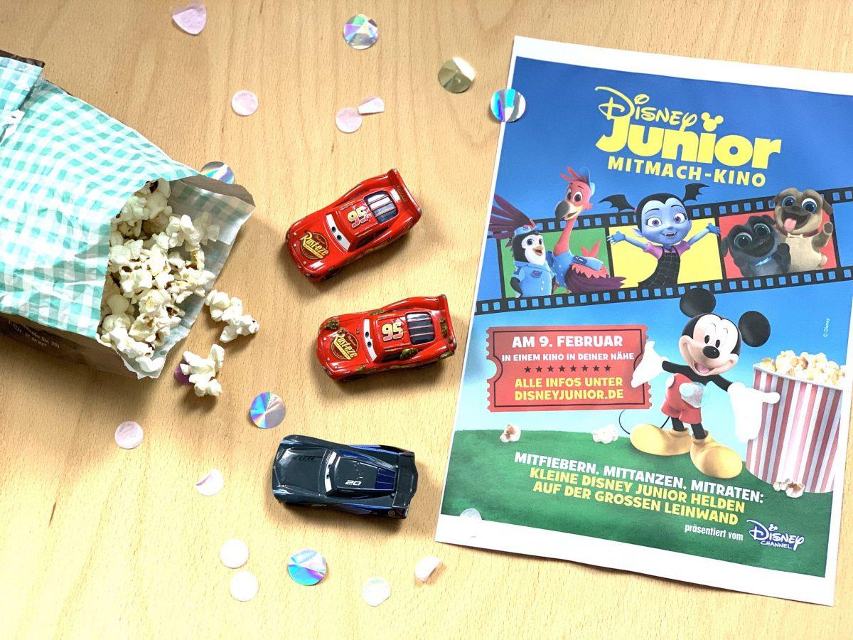 Das erste Mal im Kino mit Kindern – Disney Junior –  Mitmach-Kino
