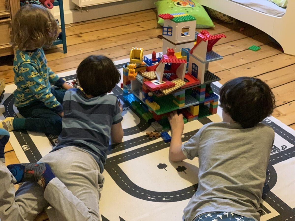 Drei Kinder – die für uns optimale Zahl?