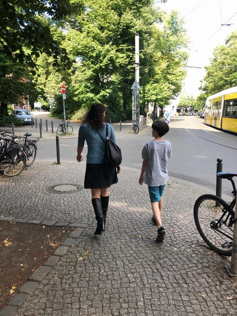 Exklusivzeit mit einzelnen Kindern - auch bei drei Kindern wichtig