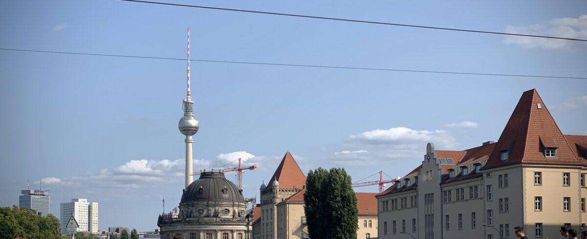 Berlinzeit zu zweit statt Blogfamilia 2020 – mein Wochenende in Bildern 12. & 13. September