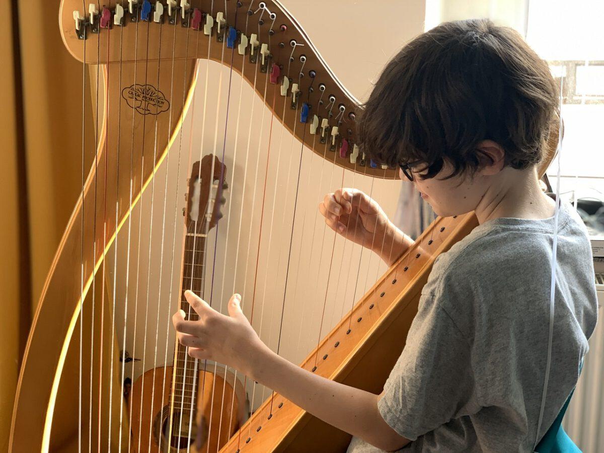 Malen, Musik, irische Post und Oma – unser Wochenende in Bildern 5. & 6. September