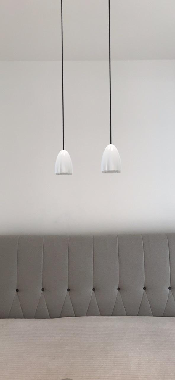 BEGA AR+ App - Lampen über dem Bett ausgeschaltet anschauen