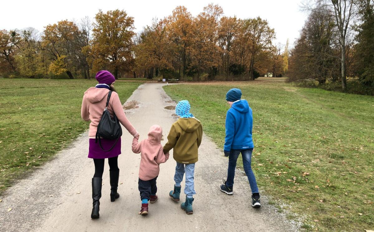 Es wird kalt! Herbsttage und Wollwalk in Berlin – unser #WiB 21. & 22. November