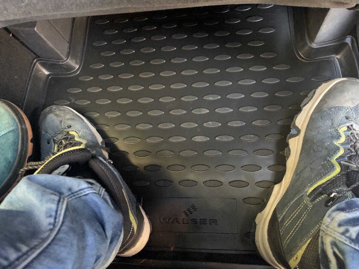 Herbst & Winter – mit Walser Fußmatten das Familienauto sauber halten